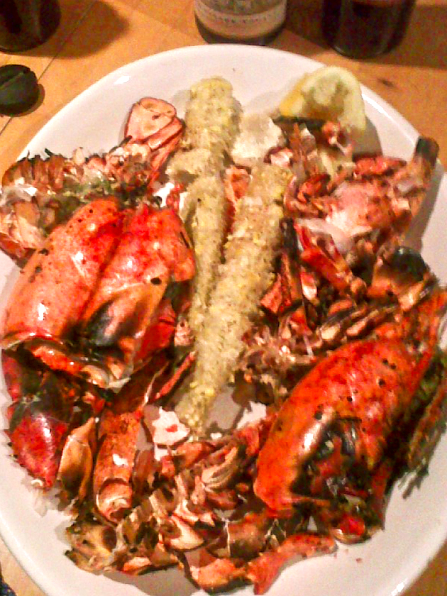 lobster carnage