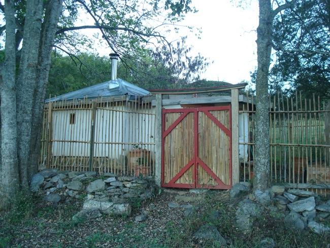 The sauna