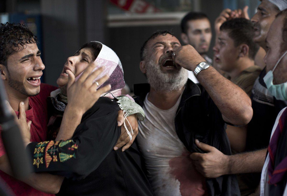 GAZA - July 2014