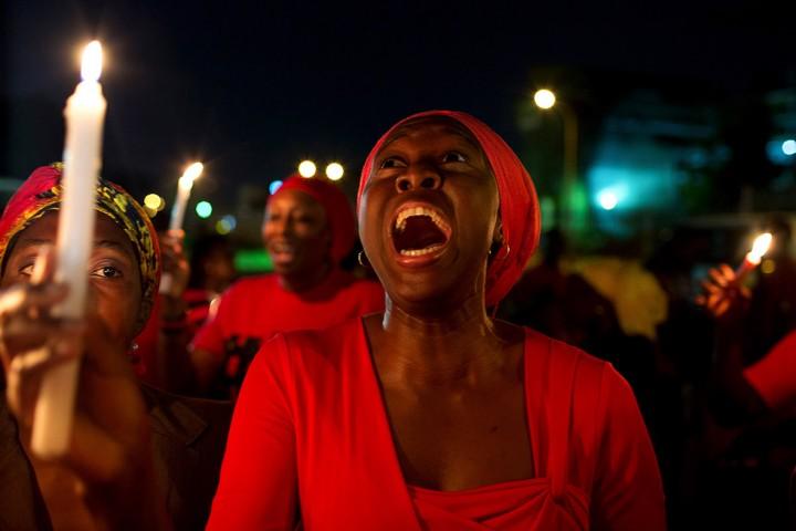 Nigeria-vigil